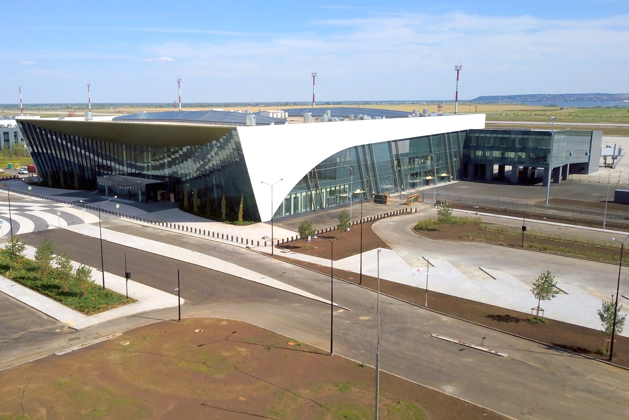 Новый аэропорт Саратова откроется 20 августа