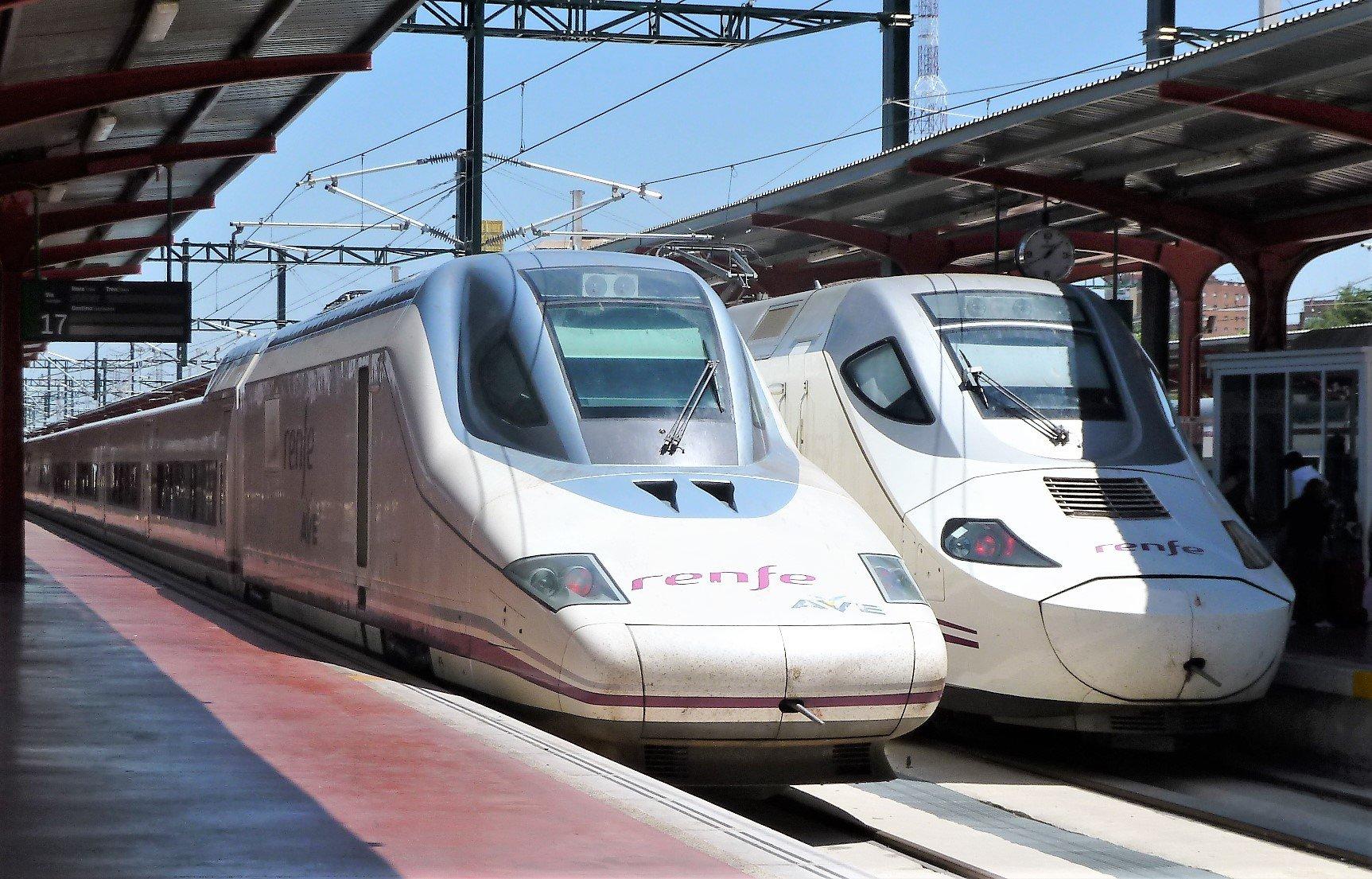 В Испании начинается серия забастовок на железной дороге