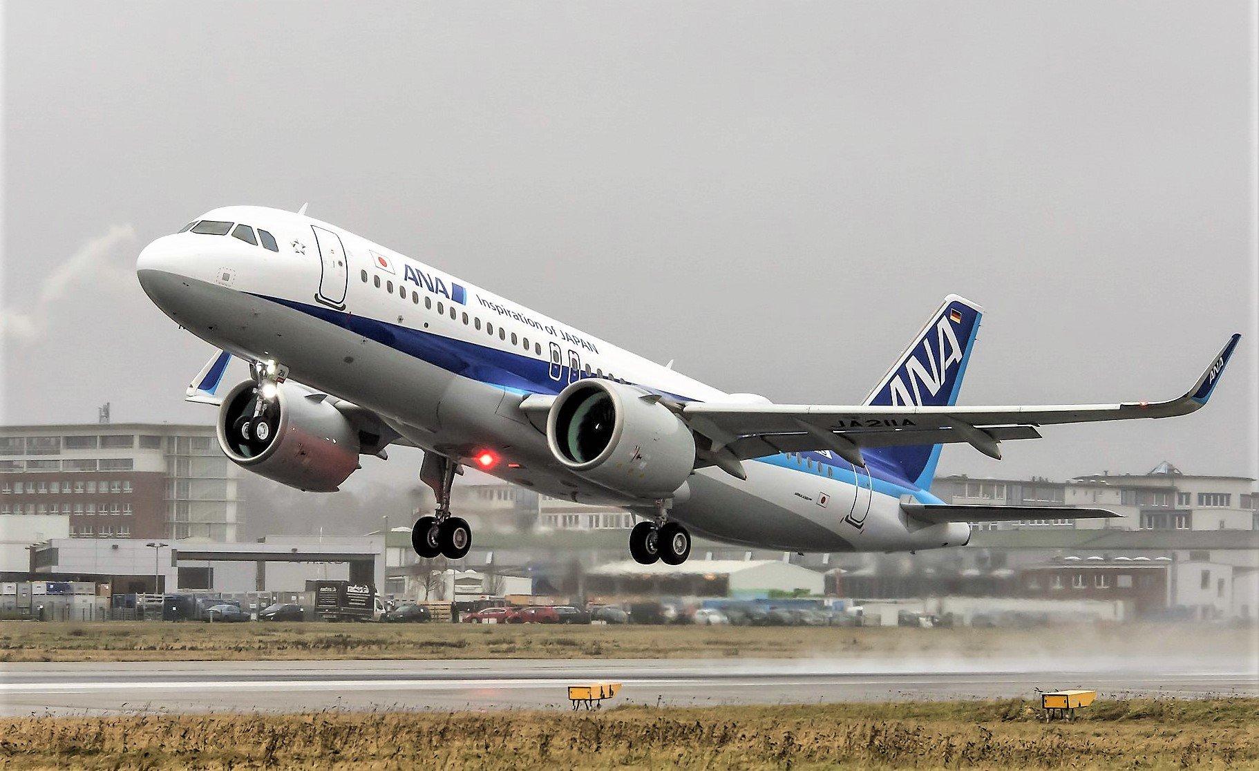 ANA открыла продажу билетов линии Токио - Владивосток