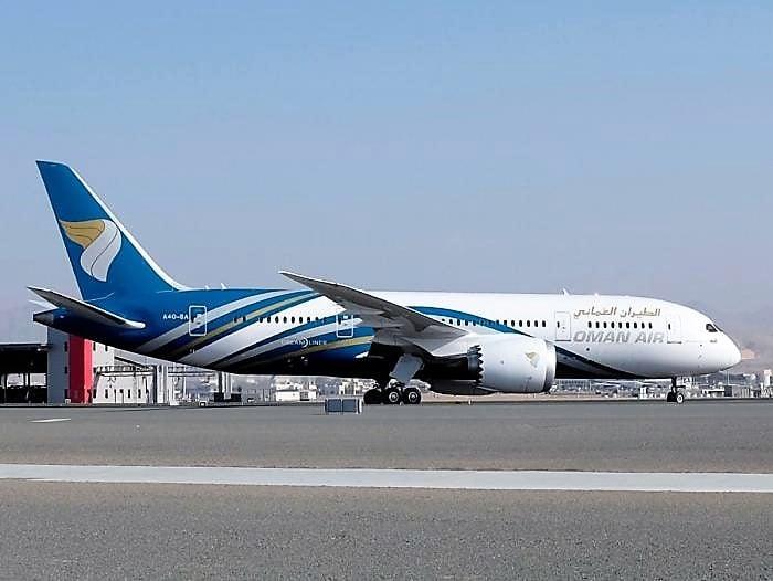 Oman Air проводит распродажу билетов в Азию и Африку