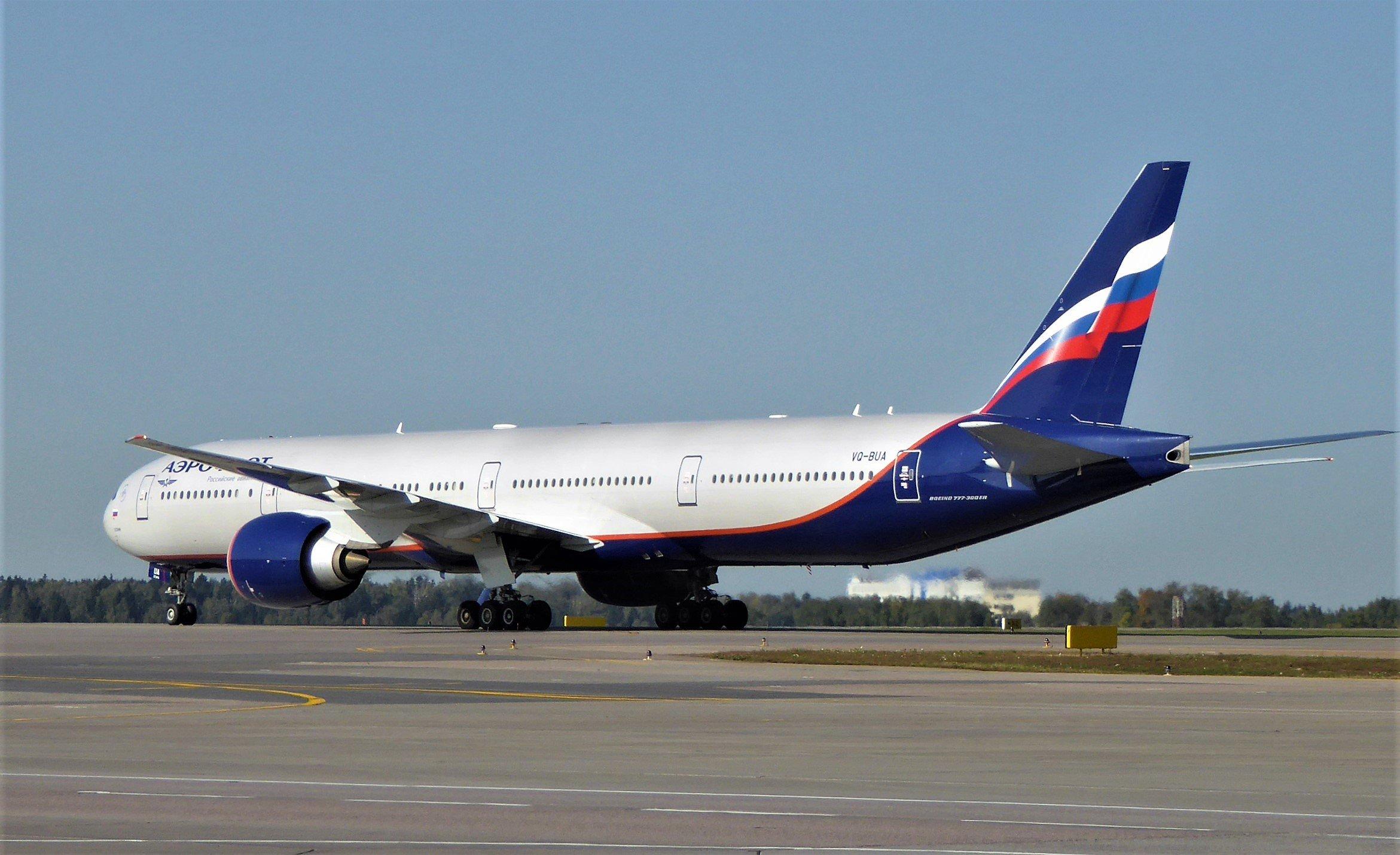 """Группа """"Аэрофлот"""" полностью перейдет в новый аэропорт Пекина"""