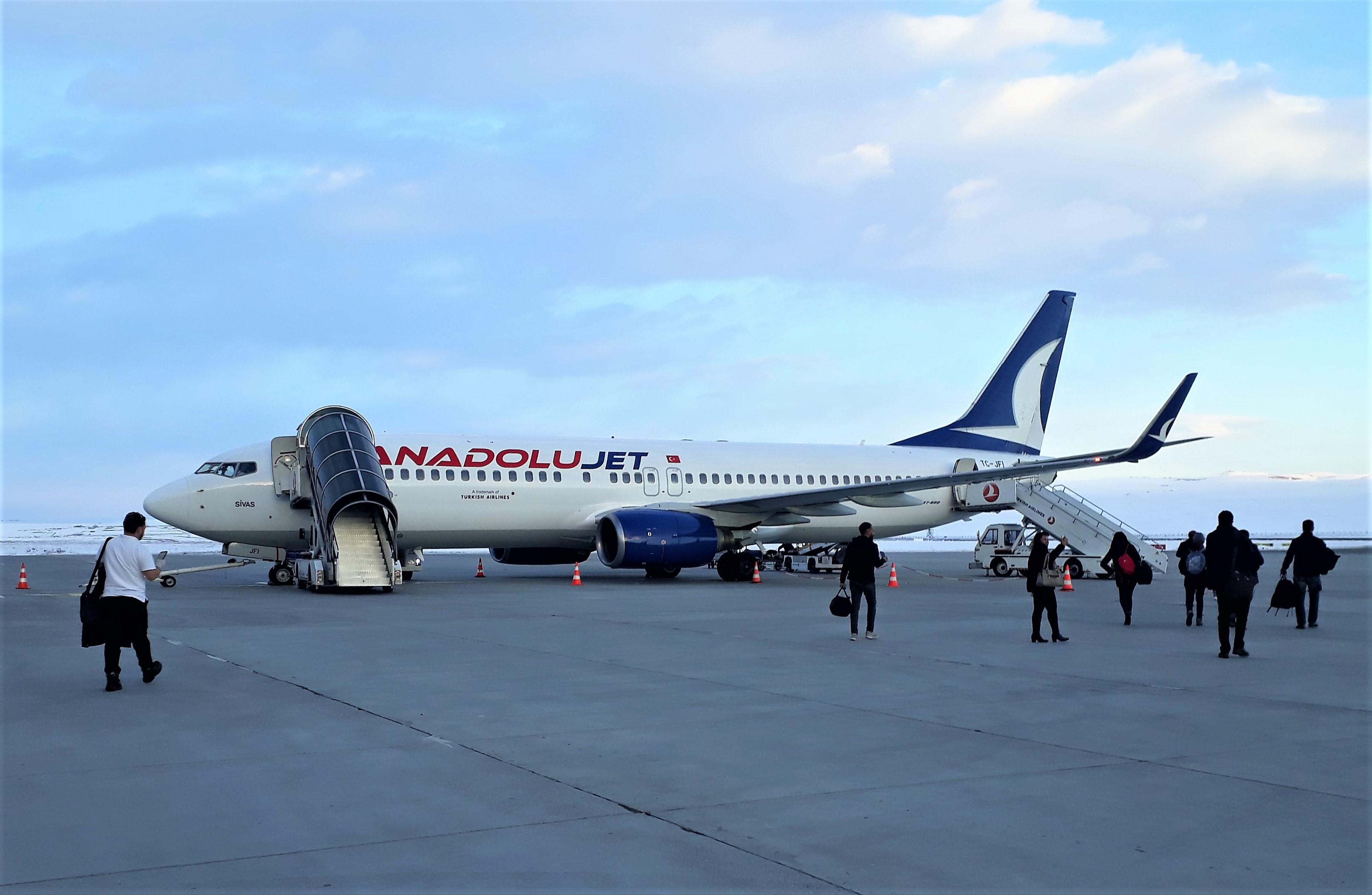 Turkish Airlines передаст линию Анкара - Москва AnadoluJet