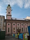 Церковь на Maria-Theresien-Strasse