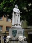 Памятник Бернарду Спанхейму