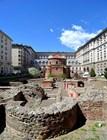 Руины императорской резиденции