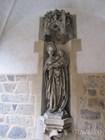 Статуя Мадонны с младенцем