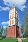 Колокольня церкви Девы Марии