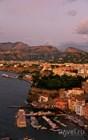 Панорама вечернего Сорренто