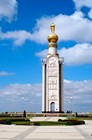 Мемориальная звонница на Прохоровском поле
