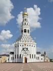 Храм в Прохоровке