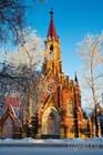 Польский костел (ныне органный зал)