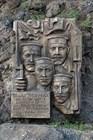 Мемориал в честь солдат 13-го сибирского линейного батальона, основавших Хабаровск