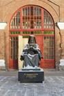 Памятник Луке - священнику и хирургу