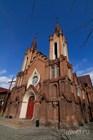 Католический храм в готическом стиле