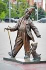 Памятник Карандашу - Михаилу Румянцеву