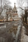 Весенняя Вологда