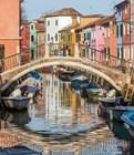 Мост и цветные дома, о.Бурано