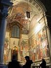 капелла Бранкаччи в церкви Санта-Мария-дель-Кармине