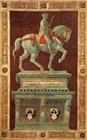 кондотьер Джон Хоквуд - фреска Паоло Учелло