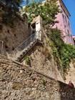 Лестница в исторической части города