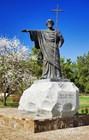 Памятник святому апостолу Андрею в Херсонесе