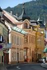 Улица в городке Хермагор