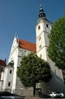 Приходская церковь на Pfarrplatz