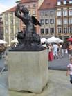 Русалочка — самый известный и популярный варшавский памятник