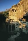 Пещеры в пригороде Антакьи