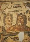 Мозаика в археологическом музее