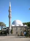 Мечеть и минарет