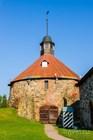 Крепость в Белозерске