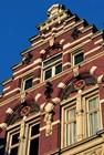 Типичный фасад Харлема