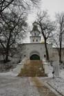 Елизаветинская башня в Ново-Иерусалимском монастыре