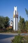 Памятная стелла в Урюпинске