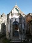 Древний храм в Анакопийской крепости
