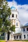 Монастырь был основан в XIV веке