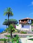 Традиционный дом на острове Тенерифе