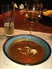 Суп из морепродуктов от шеф-повара