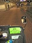 Траволаторы в аэропорту Гонконга