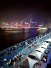 Лазерное шоу - визитная карточка Гонконга