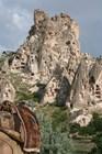 Пещеры древнего города