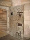 Дверь тюремной камеры в башне Лантерн