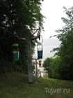 Канатная дорога к набережной Светлогорска