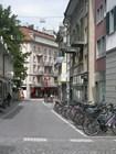 Улица в Люцерне