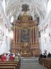 Лютеранская церковь в Люцерне