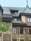 Здание гостиницы в Люцерне