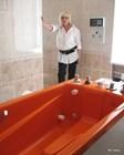 Ванна для сероводородной процедуры