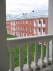 Вид с балкона санатория