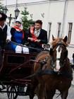 Свидетели въезжают в Кремль